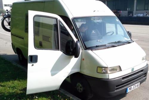 Wohnmobil mieten in Wolfsberg von privat | Fiat Jessica