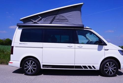 Wohnmobil mieten in München von privat | VW Beach