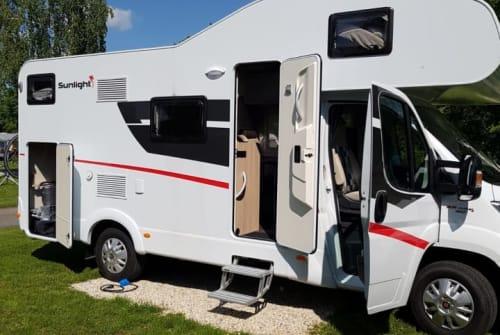 Wohnmobil mieten in Dietenhofen von privat | Sunlight Moritz
