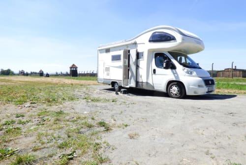 Wohnmobil mieten in Rietschen von privat | Mobivetta  MobiDick