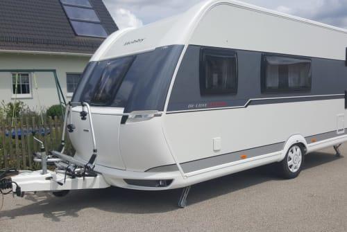 Wohnmobil mieten in Weißenburg im Bay. von privat | Hobby  Kid's DeLuxe