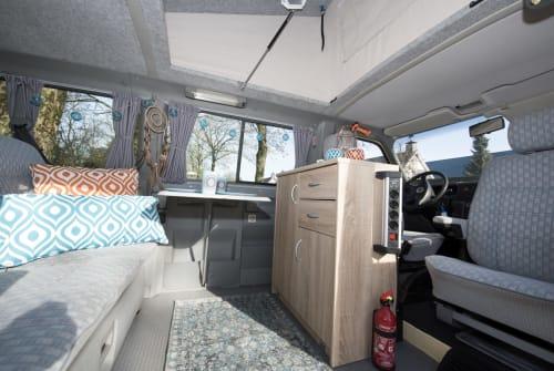 Wohnmobil mieten in Mierlo von privat | VW Desert