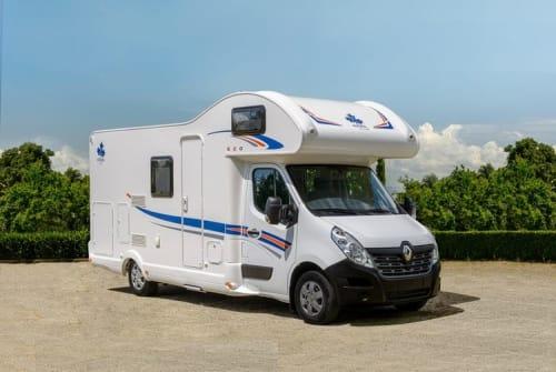 Wohnmobil mieten in Neuss von privat   Ahorn AC 680 Eco