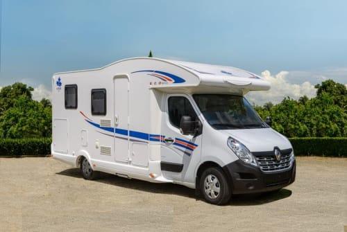 Wohnmobil mieten in Neuss von privat   Ahorn ACT 690 Eco+