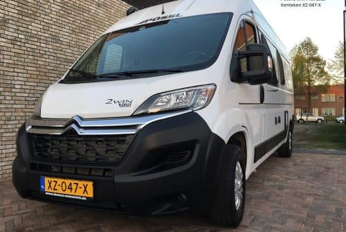 Wohnmobil mieten in Bleiswijk von privat | Pössl  All-In camper