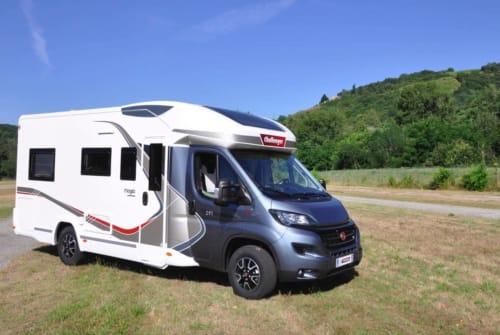 Wohnmobil mieten in Birkenwerder von privat | Fiat SERO