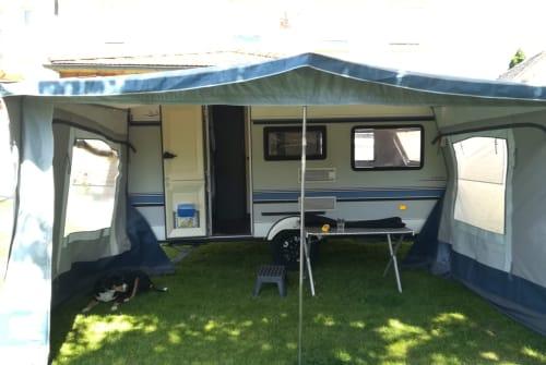 Wohnmobil mieten in Leuna von privat | Hobby Flobian