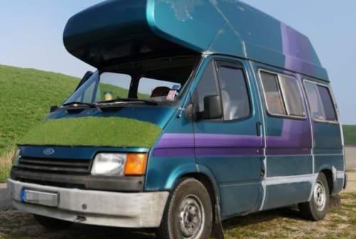 Wohnmobil mieten in Köln von privat | Ford Rider of Love