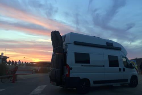 Wohnmobil mieten in Huglfing von privat | Weinsberg Kalle