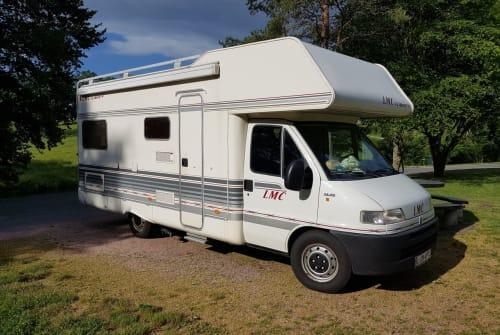 Wohnmobil mieten in Markranstädt von privat | Fiat Duke