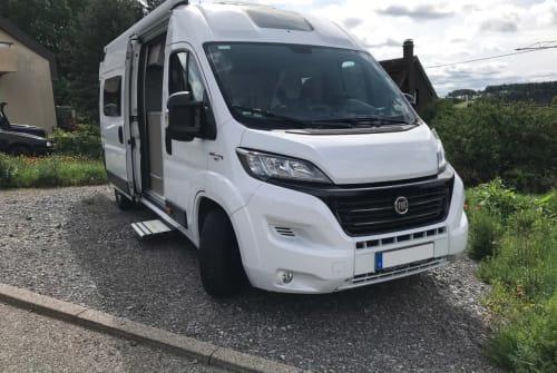 Wohnmobil mieten in Herceg Novi von privat | Challenger Vany V217  2019 Roomtour #182 Montenegro
