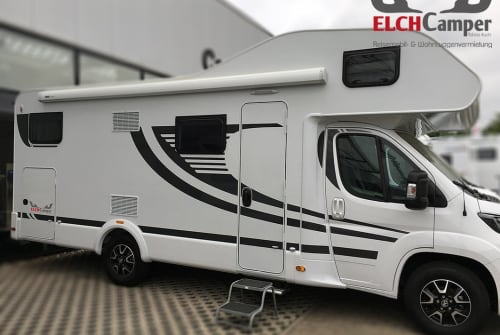 Wohnmobil mieten in Hassendorf von privat   ELCHCamper Family² - A702