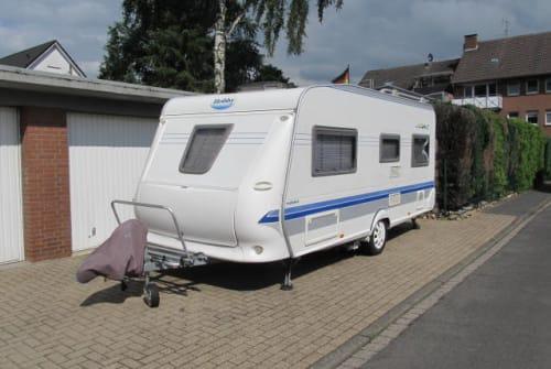 Wohnmobil mieten in Rheinberg von privat | Hobby Mein Hobby