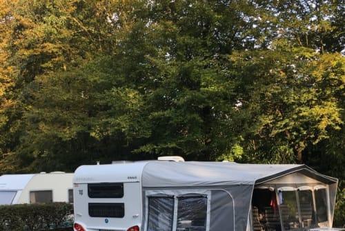 Wohnmobil mieten in Borken von privat   Knaus Knausi