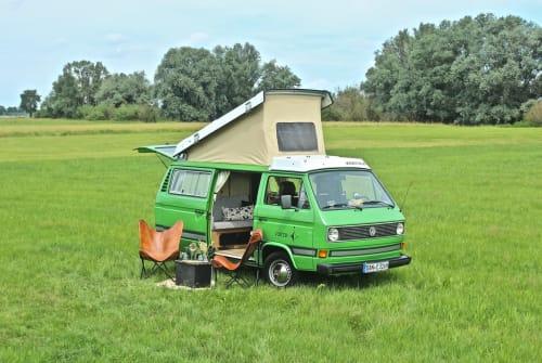 Wohnmobil mieten in Pinneberg von privat | VW Le Froque