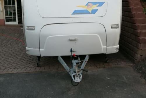 Wohnmobil mieten in Sinntal von privat   Dethleffs Camper  FamilyFunCamper