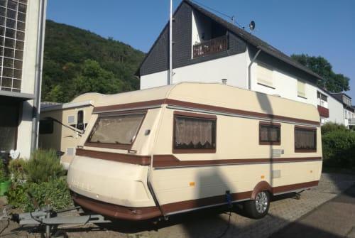 Wohnmobil mieten in Braubach von privat | Hobby Wohnwagen 535