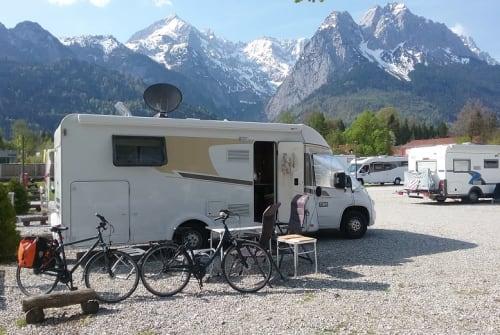 Wohnmobil mieten in Seestermühe von privat | Carado Miabella