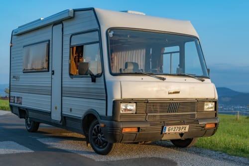 Wohnmobil mieten in Graz von privat | Fiat Simply Life