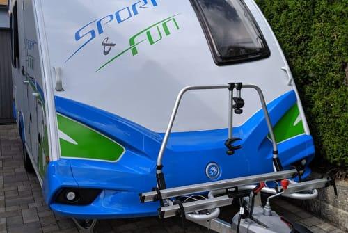 Wohnmobil mieten in Lappersdorf von privat | Knaus Funsport