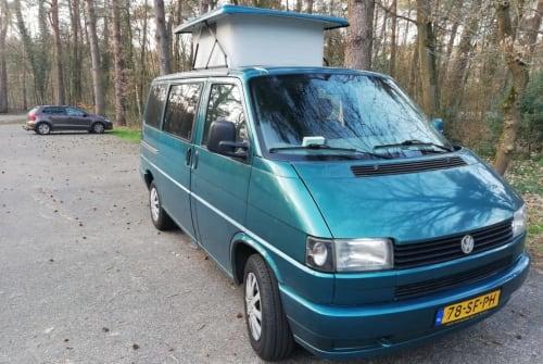 Wohnmobil mieten in Utrecht von privat | VW VW Multivan