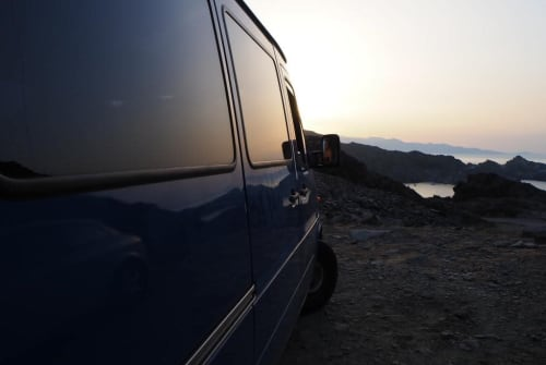 Wohnmobil mieten in Sickte von privat   Mercedes Benz Blue Lion