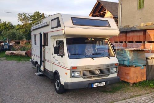 Wohnmobil mieten in Zwickau von privat | Karmann Lt 31 Karmann