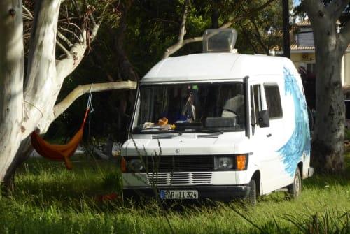 Wohnmobil mieten in Waakirchen von privat   Mercedes Bushard-inaktiv