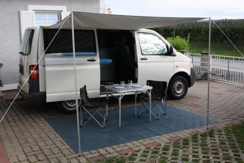 Wohnmobil mieten in Eggersdorf bei Graz von privat | VW T5  Freedom