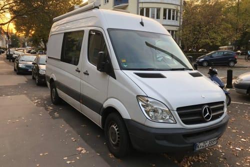 Wohnmobil mieten in Köln von privat | Mercedes Sprintii