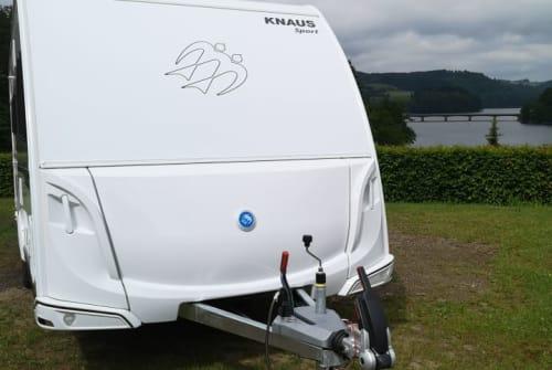 Wohnmobil mieten in Bergheim von privat | Knaus Knauserine