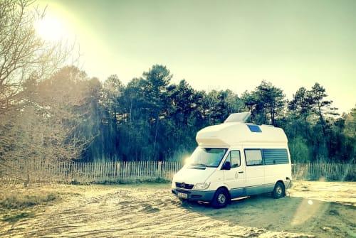 Wohnmobil mieten in Osnabrück von privat | Mercedes Benz - Westfalia James
