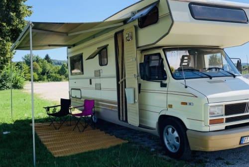 Wohnmobil mieten in Reutlingen von privat | Fiat Ducato Gilbert