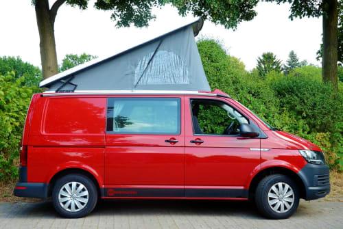 Wohnmobil mieten in Bremen von privat | VW  Red Devil