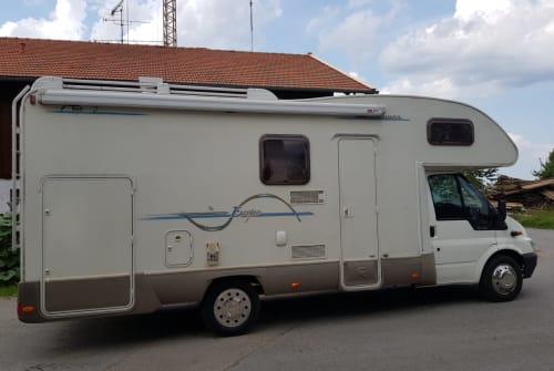 Wohnmobil mieten in Irschenberg von privat | Ford Harry