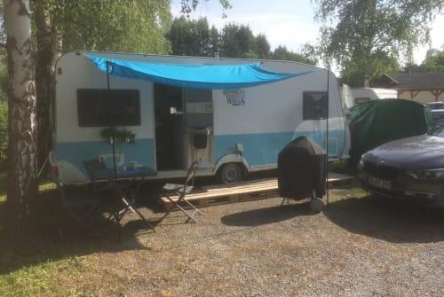 Wohnmobil mieten in Heilbronn von privat | Hobby HappinessOnW...