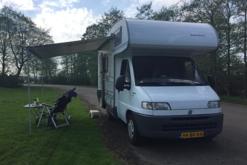 Wohnmobil mieten in Oostzaan von privat | Fiat Michael