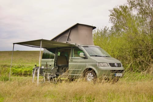 Wohnmobil mieten in Gelsenkirchen von privat | VW VW T5 Camper