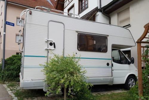 Wohnmobil mieten in Gailingen am Hochrhein von privat | Riveria Snägge