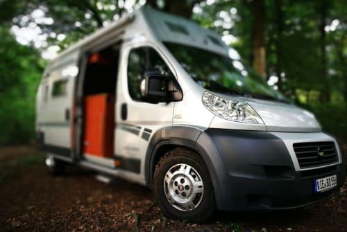 Wohnmobil mieten in Niederkrüchten von privat   FIAT Dexter