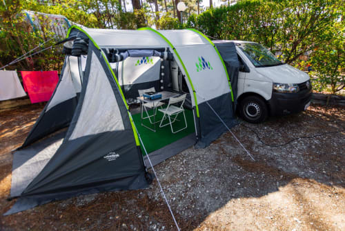 Wohnmobil mieten in Oldenburg von privat | VW Louise