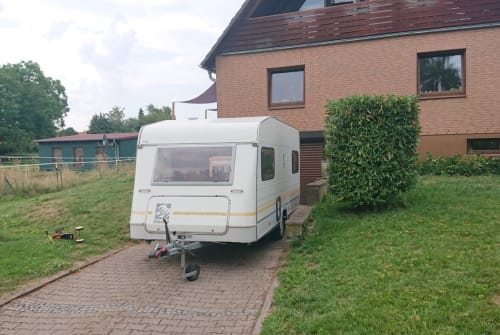 Wohnmobil mieten in Coppenbrügge von privat   Knaus Südwind Knausi