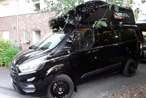 Wohnmobil mieten in Norderstedt von privat | Ford Transit Custom  SEK-Bus