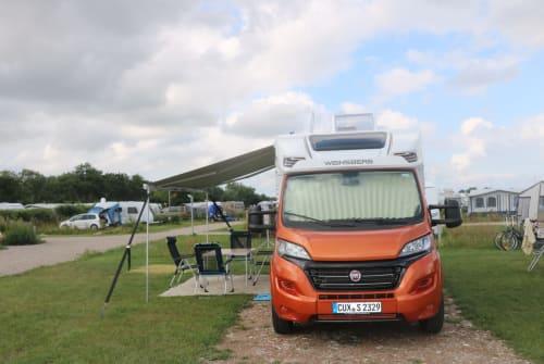 Wohnmobil mieten in Cuxhaven von privat   Weinsberg  Smitty