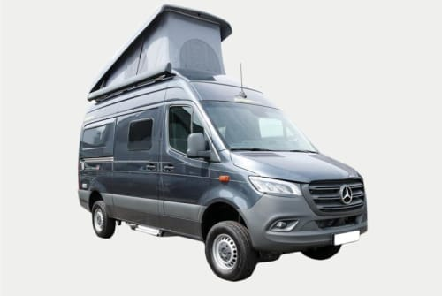 Wohnmobil mieten in Aachen von privat | Mercedes-Benz HymerCar KUNIBERT