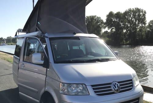 Wohnmobil mieten in Frankfurt am Main von privat | VW Sanni-Cool