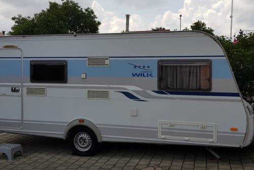 Wohnmobil mieten in Nennslingen von privat | Knaus Tabbert Sina