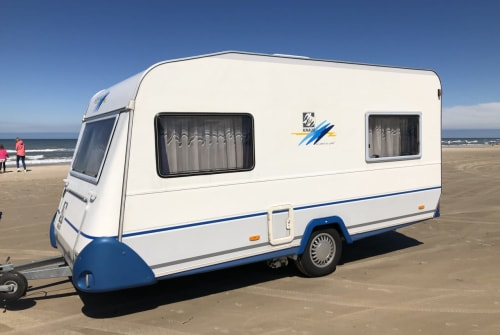 Wohnmobil mieten in Schnaitsee von privat | Knaus Wohnwagen