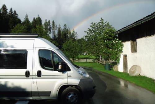 Wohnmobil mieten in Essen von privat | FIAT RUHRI