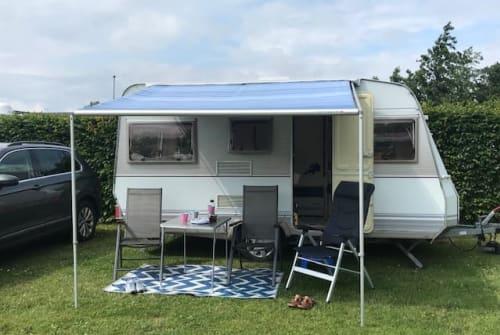 Wohnmobil mieten in Niebüll von privat   Dethleffs CampingKoje